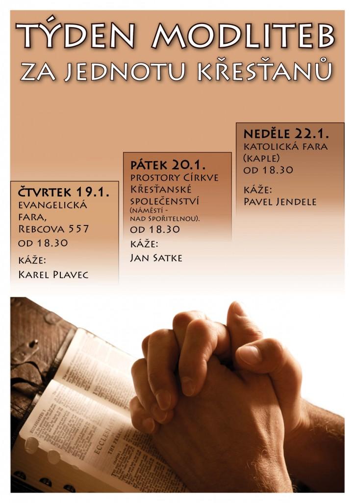Týden modliteb